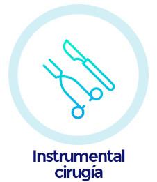 instrumental de cirugía