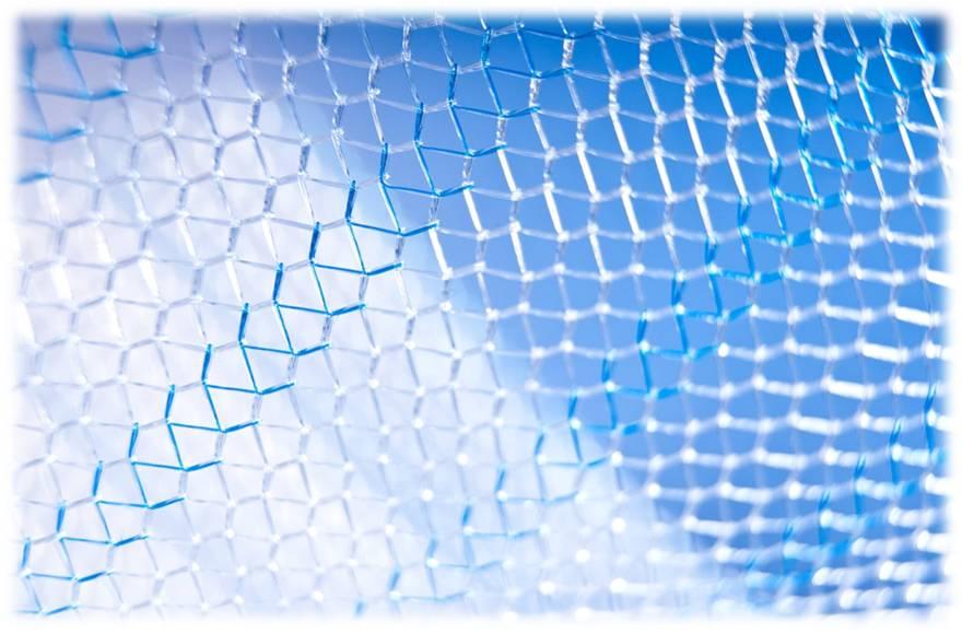 malla titanizada tio2 mesh