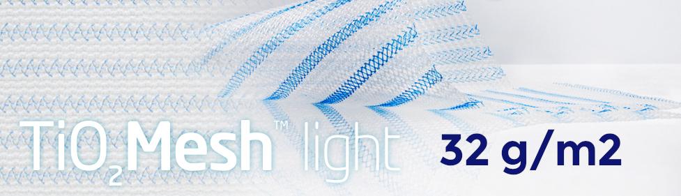 tio 2 mesh light